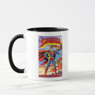 The Adventures of Superman #424 Mug