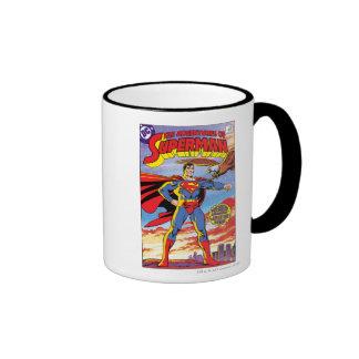 The Adventures of Superman #424 Coffee Mugs