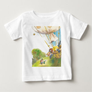 The Adventures of Ted, Ed and Caroll Baby T-Shirt