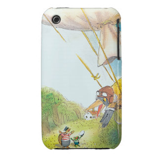 The Adventures of Ted, Ed and Caroll iPhone 3 Cover