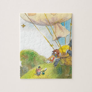 The Adventures of Ted, Ed and Caroll Jigsaw Puzzle