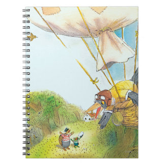 The Adventures of Ted, Ed and Caroll Notebooks