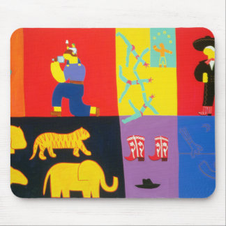 The Adventures of Tom and Luke 2002 Mouse Mat