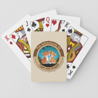 The adventurous deck playing cards