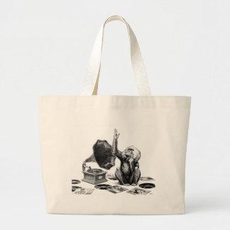 The Aesthete Jumbo Tote Bag