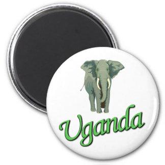 The African Elephant Fridge Magnets