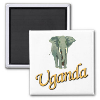 The African Elephant Fridge Magnets