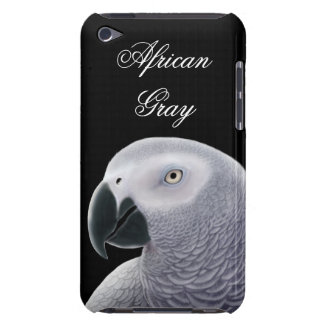 The African Grey Parrot iPod Touch Case
