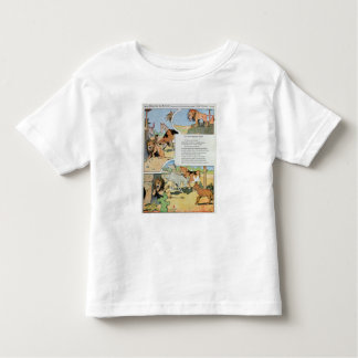 The Ageing Lion, from the Fables Toddler T-Shirt