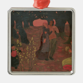 The Ages of Life, 1892 Christmas Ornament