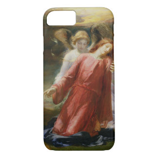 The Agony in the Garden, 1858 (oil on panel) iPhone 8/7 Case