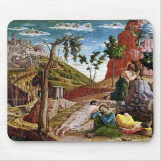 The Agony in the Garden Mouse Pad