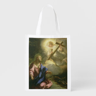 The Agony in the Garden Reusable Grocery Bag