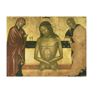 The Agony of Christ Canvas Print