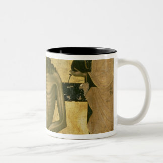The Agony of Christ Two-Tone Coffee Mug