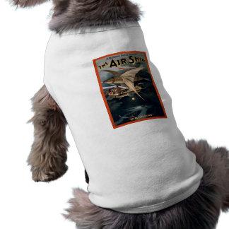 The Air Ship Dog T-shirt