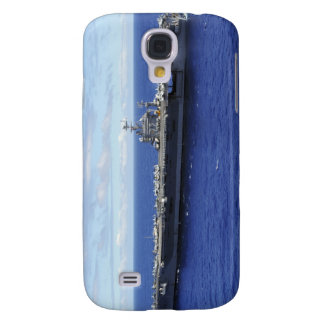 The aircraft carrier USS Abraham Lincoln 2 Galaxy S4 Case