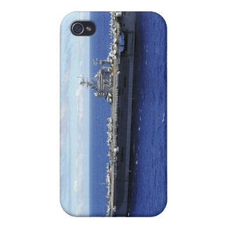 The aircraft carrier USS Abraham Lincoln 2 iPhone 4/4S Cover