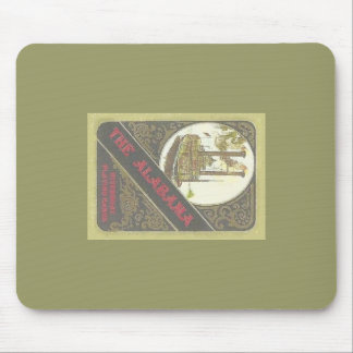 THE ALABAMA RIVERBOAT LUCKY GAMBLER ! MOUSE PAD