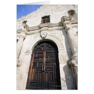 The Alamo in San Antonio, Texas Cards