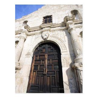 The Alamo in San Antonio, Texas Postcard