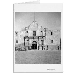 The Alamo in San Antonio, TX  1 Card