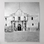 The Alamo in San Antonio, TX  1 Posters