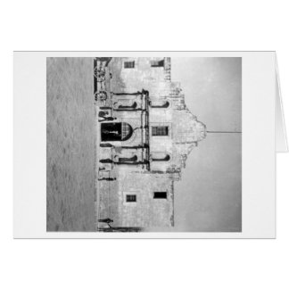 The Alamo in San Antonio, TX  Photograph #1 Greeting Card