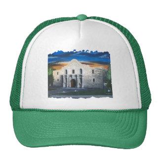 The Alamo Mesh Hat
