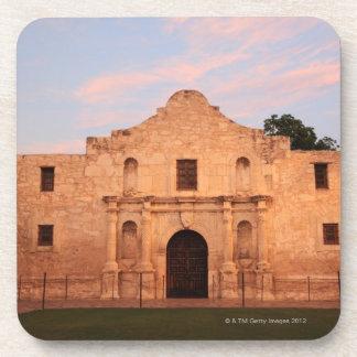 The Alamo Mission in modern day San Antonio, 2 Coaster