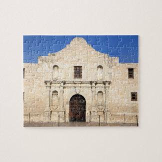 The Alamo Mission in modern day San Antonio, 3 Puzzles