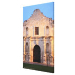 The Alamo Mission in modern day San Antonio, Gallery Wrapped Canvas