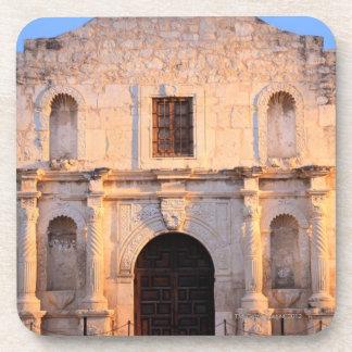 The Alamo Mission in modern day San Antonio, Coaster