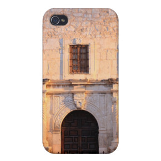 The Alamo Mission in modern day San Antonio, iPhone 4/4S Case