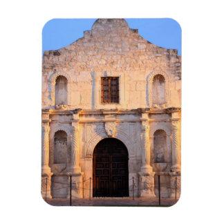 The Alamo Mission in modern day San Antonio, Rectangular Magnets
