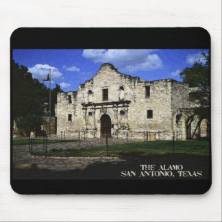 The Alamo Mousepad
