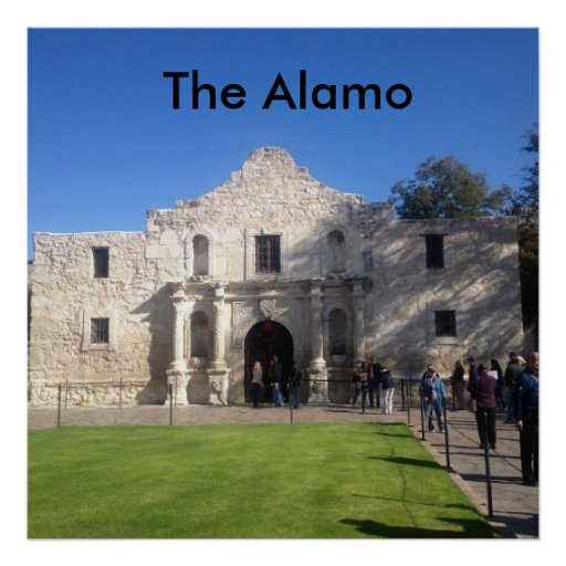 The Alamo Print