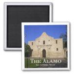 The Alamo, San Antonio, Texas Fridge Magnet