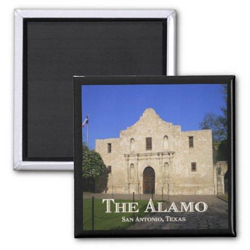The Alamo, San Antonio, Texas Magnets