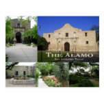 The Alamo, San Antonio, Texas Post Card