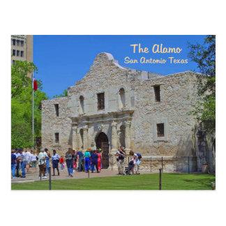 The Alamo San Antonio Texas Postcard