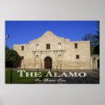 The Alamo, San Antonio Texas Posters