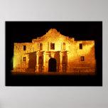 The Alamo, San Antonio, Texas Posters