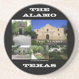 The Alamo, San Antonio, TX Drink Coaster