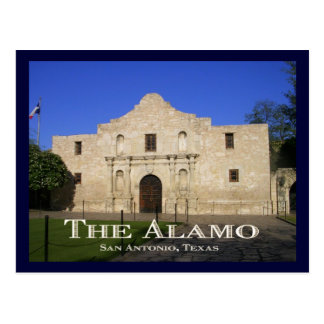 The Alamo San Antonio TX Post Cards