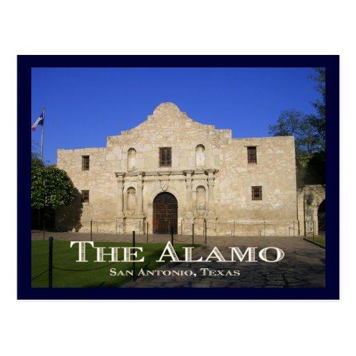 The Alamo, San Antonio, TX. Post Cards