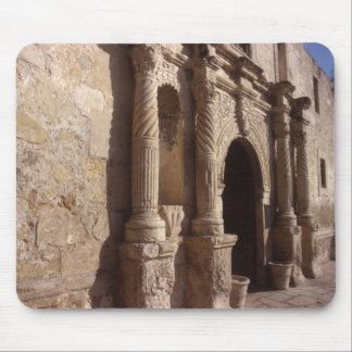THE ALAMO-Shrine Of Texas Mouse Mat