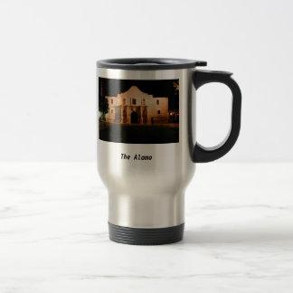 The Alamo Travel Mug