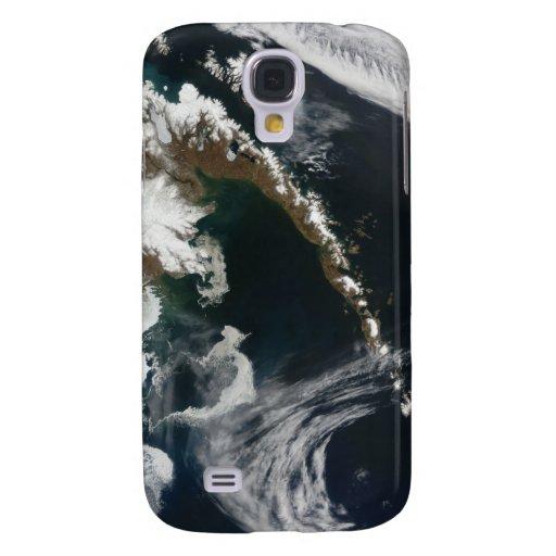The Alaskan Peninsula and Aleutian Islands Galaxy S4 Cover