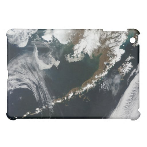 The Alaskan Peninsula and Aleutian Islands iPad Mini Cover